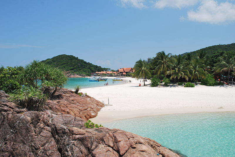 Redang plage beach