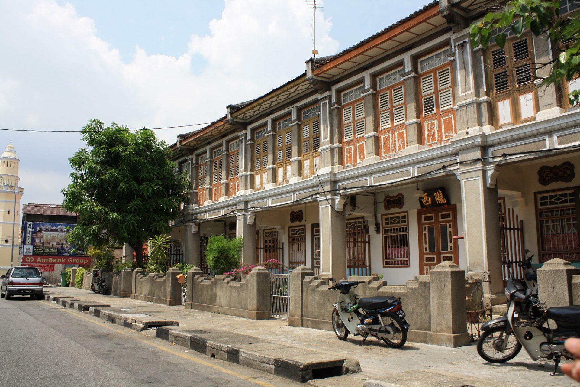 Penang rue street