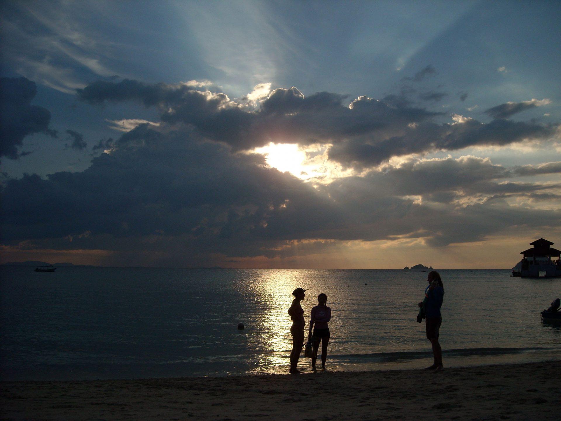 Redang coucher de soleil sunset