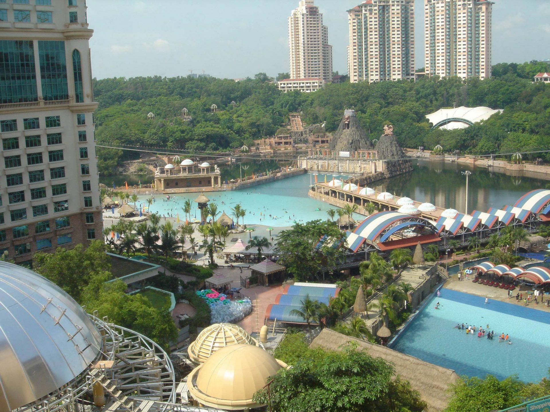 Sunway theme park