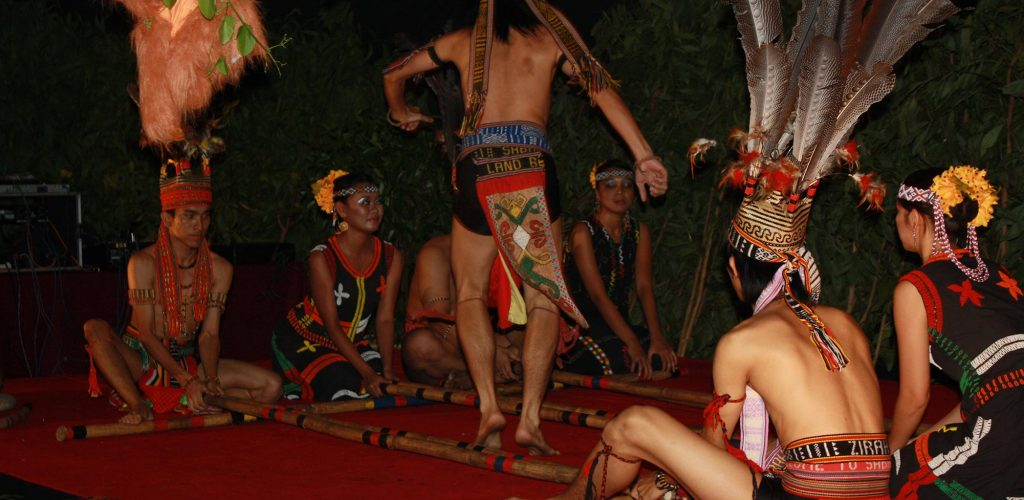 tribe borneo